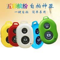 Quality bluetooth remote shutter for IOS and Android cellphone for sale