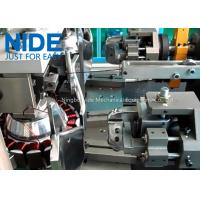 Buy Double Working Station Wheel Motor Hub Motor Stator Winding Machine 220V 50Hz / 60Hz at wholesale prices