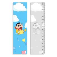 Quality 0.9mm PET + 157g Paper 3D Lenticular Ruler Customized Shape Anime Pattern for sale
