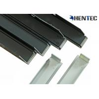 Quality 6063- T5 AA20Um Clear Aluminum Solar Panel Frame , Aluminum Solar Mounting Frames for sale