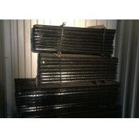 Quality Black Steel Y Post & Star Picket With Holes For Cattle Fence , Australia Style for sale