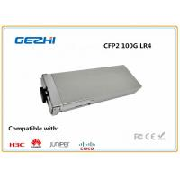 Quality Cisco Compatible Duplex LC 1310nm 10km CFP2 100G LR4 for Wide Area Network (WAN) for sale