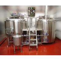 Quality SUS304L Beer Brewing Equipment/Beer Making System for sale