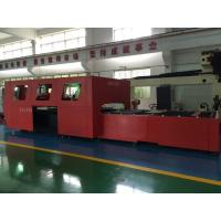 China Stainless Steel Sheet  Metal Laser Cutting Machine With Japan YASKAWA Servo Motor and Drivers on sale