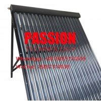 Quality Solar Vacuum Tube Collector High Pressured Heat Pipe Solar Collector Closed Loop Collector Pressurized Solar Panels for sale
