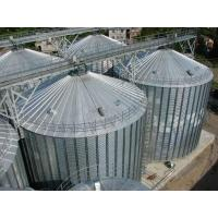 Quality steel silo with elevator for sale