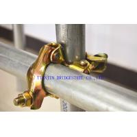 Buy Q195, Q235, Q345 Steel Scaffold Tube, ERW Hot Dip Galvanized Scaffolding Pipe at wholesale prices