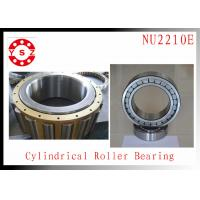 Quality NU2210E Timken FAG Roller Bearings ABEC-3 High Precision Low Noise for sale