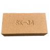 Buy cheap Laddle Lining SK-34 38% AL2O3 Kiln Refractory Bricks Fire clay bricks High from wholesalers