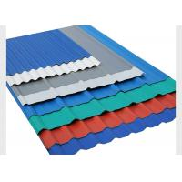 Quality 914mm Width PPGI  Warehouse Used With Pre-Painted Galvanized Steel for sale