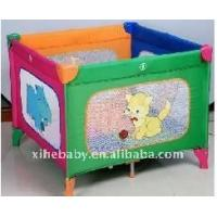 Buy Square Portable Baby Portacot Travel Cot at wholesale prices