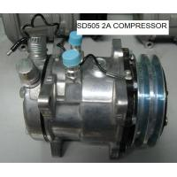 Quality SD505(SD5H09)  Sanden Type Auto A/C Compressor for sale