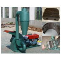 Quality Multifunctional Wood Pellet Pto Hammer Mill With High Automation for sale