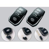 Quality Tracking and monitoring function car security systems Push Button with Engine Start Module for sale
