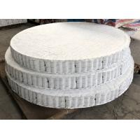 Quality Round Mattress Spring Unit For Theme Hotels / Bonnell Pocket Continue Spirngs for sale