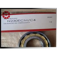 Buy Clearance C4  Germany Cylindrical Roller Bearings Brass Cage N230ECM at wholesale prices
