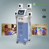 Buy cheap Crolipolysis vertical fast fat removal cryo cryolipolise/cryolipolysis machine with CE certification from wholesalers