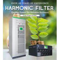 Quality Copper Active Harmonic Filter / Active Power Filter ISO 9001 Passed for sale