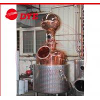 Quality Micro Commercial Distilling Equipment For Low Alcohol Concentration for sale