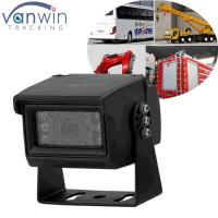 Quality 24V Ccd / AHD Rear View Bus Surveillance Camera With Good Night Vision , Waterproof for sale