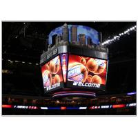 Quality Cube Basketball Court / Sport Stadium LED Display 1R1G1B P8 Full color for sale