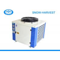Quality Small Vibration Low Temp Condensing Unit Energy Saving Easy Operation for sale