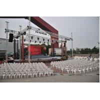 Quality Free Design Spigot Aluminum Stage Truss For Corporate Events Concerts for sale
