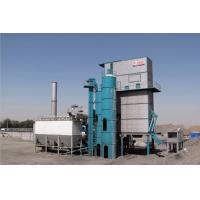 Buy 240T Inodorous & Pitch Fume Free Asphalt Mixing Machine With Pulse Dust at wholesale prices