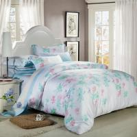 Quality King Size Tencel Home Bedding Comforter Sets Duvet Covers And Matching Curtains for sale