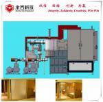 Quality Decorative Glass Film PVD Coating Equipment / Vacuum Multi - Arcs Ion Plating Machine for sale