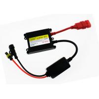 Quality Aluminum Black Hid Lighting Ballast 35W For Xenon Headlight Conversion Kit for sale