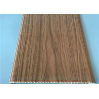Buy Anti Corrosion PVC Wood Panels For Interior Decoration 7mm / 7.5mm / 8mm at wholesale prices