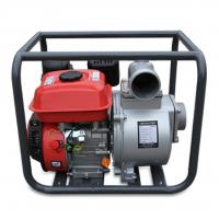 China 7 HP Gasoline Water Pump , WP30B 3 Inch Centrifugal Petrol Water Pump on sale