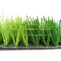 Quality No Mowing Real Looking Artificial Grass / Outdoor Synthetic Grass 5 Year Warranty for sale