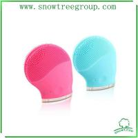 China silicone cleansing brush beauty machine manufacture ST-109 hot sale face cleanser on sale