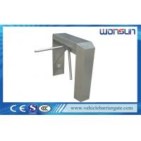 Quality High Speed electronic Turnstile Barrier Gate for Museum / Gym / Club / Metro for sale