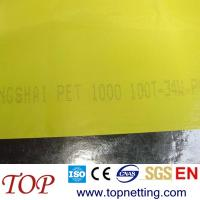 Buy cheap 47T 120 mesh polyetster printing mesh screen from wholesalers