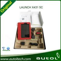 Buy cheap Origainal Launch X431 5C Auto Scanner Wifi/Bluetooth Full System from wholesalers