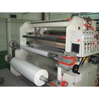 Quality Banner PVC Sheet Extrusion Line / Grid Hollow PP Sheet Making Machine for sale