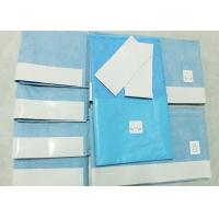 Quality Hygeinic Disposable Surgery Pack EO Gas Sterilization Used In Operation Room for sale
