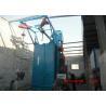 Buy cheap Q37 Hanging Hook Type Shot Blasting Machine , Shot Blast Cleaning Machine Non - from wholesalers