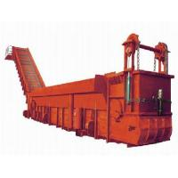 Quality Drag Chain Conveyor / Submerged Scraper Conveyor Adapt Grey Water Environment for sale