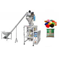 Quality Flour / Wheat / Detergent Powder Automatic Packaging Machine Colorful Touch Screen Control for sale