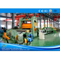 Quality Steel Cut To Length Machine Stable With Safety Operation 1600mm Strip Width for sale