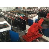 Quality PLC Automatic Ceiling Channel Roll Forming Machine For Making C U L T Ceiling Grid for sale