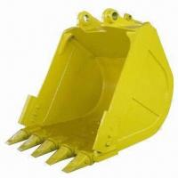 China Mini Excavator Bucket with 0.28 to 5.8m on sale