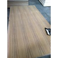 Buy cheap Natural Teak Fancy plywood for decoration from wholesalers