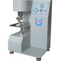 Quality White Single Axis Electronic Universal Testing Machine , Button Life Testing Machine for sale