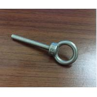 Quality M3 M4 M5 M6 Stainless Steel Bolt , Lifting Stainless Steel Eye Bolts With High Precise for sale
