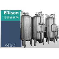 Quality EDI Water Treatment Purification Machine In Bottle Water Filling Line for sale